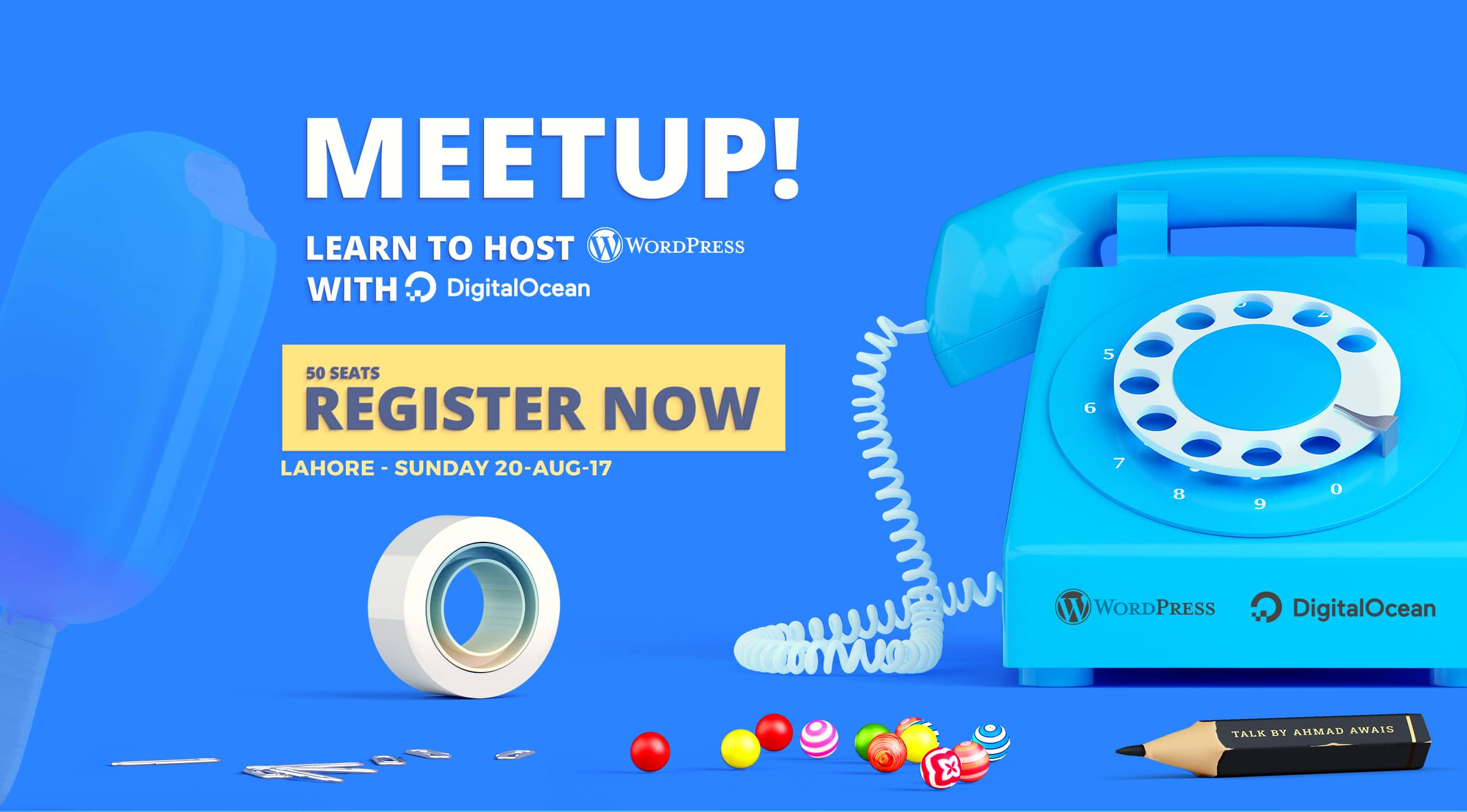 DigitalOcean + WordPress Meetup