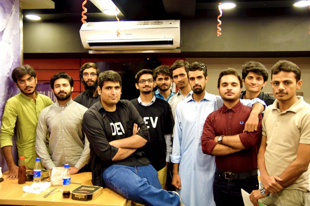 Meetup Hacktoberfest Lahore
