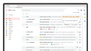 New Gmail Nudging Gif