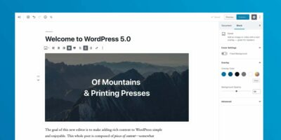 WordPress 5.0 Launched With a React.js Based Gutenberg Editor and I Got to Contribute — Yay! 🎉