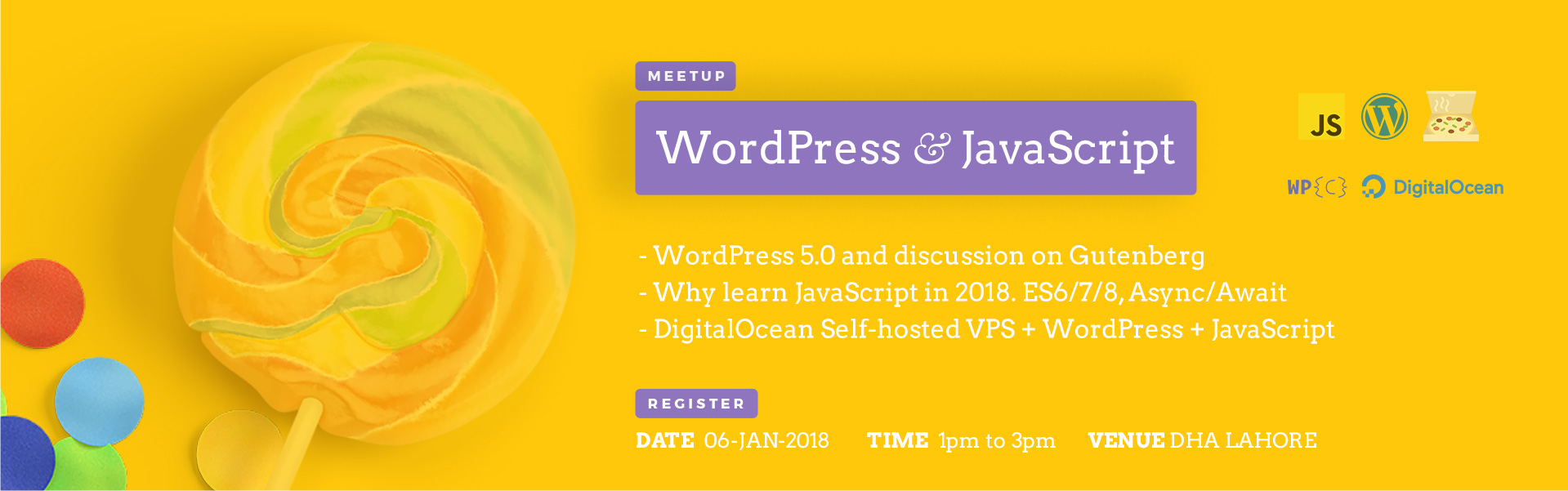 WordPress & JavaScript Meetup