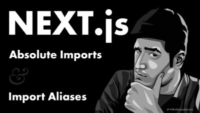 Next.js Absolute Imports and Aliases